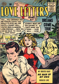 Cover Thumbnail for Love Letters (Quality Comics, 1954 series) #42