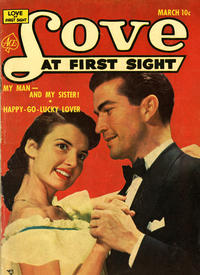 Cover Thumbnail for Love at First Sight (Ace Magazines, 1949 series) #20