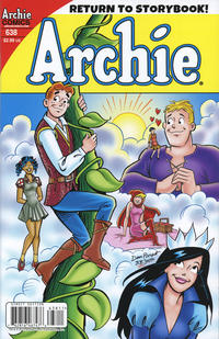 Cover Thumbnail for Archie (Archie, 1959 series) #638