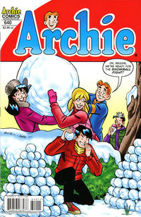 Cover Thumbnail for Archie (Archie, 1959 series) #640