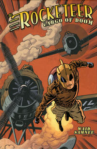 Cover Thumbnail for The Rocketeer: Cargo of Doom (IDW, 2013 series)