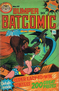 Cover Thumbnail for Bumper Batcomic (K. G. Murray, 1976 series) #17