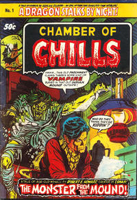 Cover Thumbnail for Chamber of Chills (Yaffa / Page, 1977 series) #1