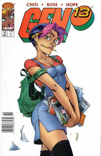 Cover Thumbnail for Gen 13 (Image, 1995 series) #14 [Newsstand]
