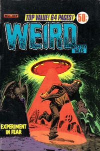 Cover Thumbnail for Weird Mystery Tales (K. G. Murray, 1972 series) #37