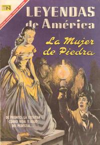 Cover Thumbnail for Leyendas de América (Editorial Novaro, 1956 series) #137