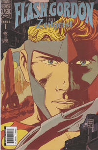 Cover Thumbnail for Flash Gordon: Zeitgeist (Dynamite Entertainment, 2011 series) #1 [Cover C (1-in-10) Francesco Francavilla]