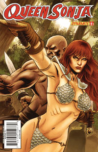 Cover Thumbnail for Queen Sonja (Dynamite Entertainment, 2009 series) #17 [Fabiano Neves Cover]