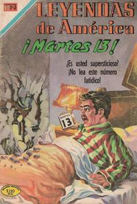Cover Thumbnail for Leyendas de América (Editorial Novaro, 1956 series) #173