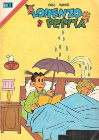Cover Thumbnail for Lorenzo y Pepita (Editorial Novaro, 1954 series) #484