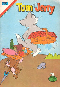 Cover Thumbnail for Tom y Jerry (Editorial Novaro, 1951 series) #484