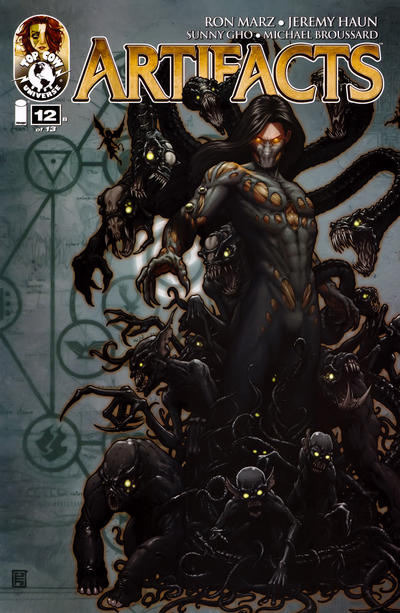 Cover for Artifacts (Image, 2010 series) #12 [Cover A]