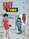 Cover for Laff Time (Prize, 1963 ? series) #v10#8