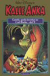 Cover for Kalle Anka - ett urval serier av Carl Barks [guldbok] (Richters Förlag AB, 1985 series) #9
