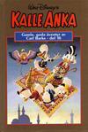 Cover for Kalle Anka - ett urval serier av Carl Barks [guldbok] (Richters Förlag AB, 1985 series) #16