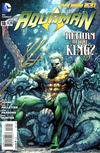 Cover for Aquaman (DC, 2011 series) #18