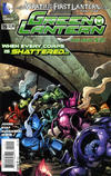 Cover for Green Lantern (DC, 2011 series) #19