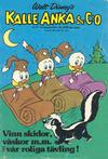 Cover for Kalle Anka & C:o (Hemmets Journal, 1957 series) #7/1974