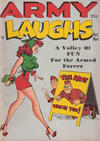 Cover for Army Laughs (Prize, 1951 series) #v1#3
