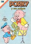 Cover for Porky y sus Amigos (Editorial Novaro, 1951 series) #417