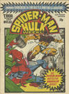 Cover for Spider-Man and Hulk Weekly (Marvel UK, 1980 series) #410