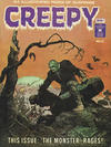 Cover for Creepy (K. G. Murray, 1974 series) #22