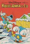Cover for Kalle Anka & C:o (Hemmets Journal, 1957 series) #4/1981
