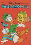 Cover for Kalle Anka & C:o (Hemmets Journal, 1957 series) #12/1981