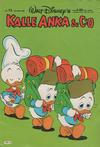 Cover for Kalle Anka & C:o (Hemmets Journal, 1957 series) #13/1981