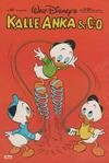 Cover for Kalle Anka & C:o (Hemmets Journal, 1957 series) #22/1981