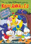 Cover for Kalle Anka & C:o (Hemmets Journal, 1957 series) #25/1983