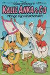 Cover for Kalle Anka & C:o (Hemmets Journal, 1957 series) #33/1983