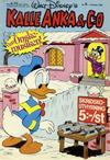 Cover for Kalle Anka & C:o (Hemmets Journal, 1957 series) #6/1985