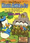 Cover for Kalle Anka & C:o (Hemmets Journal, 1957 series) #21/1985