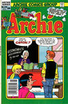 Cover for Archie (Archie, 1959 series) #316