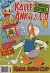 Cover for Kalle Anka & C:o (Serieförlaget [1980-talet], 1992 series) #28/1993