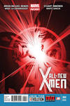 Cover for All-New X-Men (Marvel, 2013 series) #4 [2nd Printing]