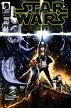 Cover for Star Wars: Legacy (Dark Horse, 2013 series) #1 [Phantom Variant Cover]