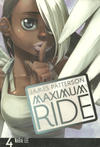 Cover for Maximum Ride: The Manga (Hachette Book Group USA, 2009 series) #4