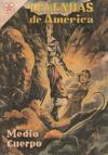 Cover for Leyendas de América (Editorial Novaro, 1956 series) #21