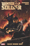 Cover for Winter Soldier (Marvel, 2012 series) #3 - Black Widow Hunt