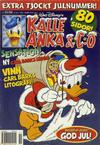 Cover for Kalle Anka & C:o (Serieförlaget [1980-talet], 1992 series) #51/1994