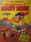 Cover for Adventures of Mighty Mouse (Magazine Management, 1952 series) #25