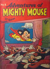 Cover for Adventures of Mighty Mouse (Magazine Management, 1952 series) #8