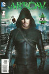 Cover for Arrow (DC, 2013 series) #1 [Stephen Amell photo]
