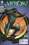 Cover for Arrow (DC, 2013 series) #2