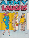 Cover for Army Laughs (Prize, 1951 series) #v2#3