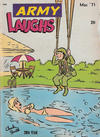 Cover for Army Laughs (Prize, 1951 series) #v19#5