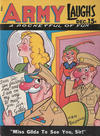 Cover for Army Laughs (Prize, 1941 series) #v5#9