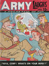 Cover for Army Laughs (Prize, 1941 series) #v5#10